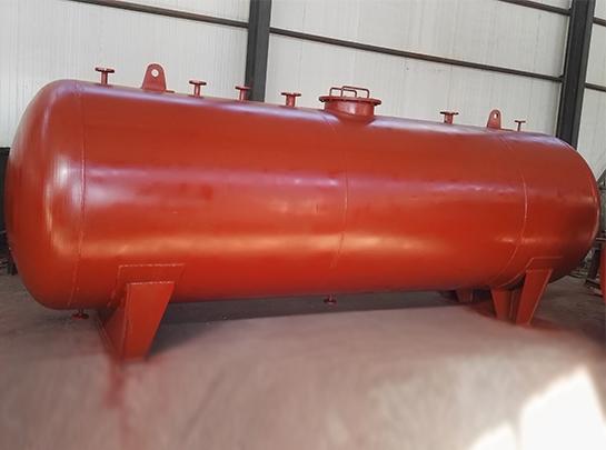 包头市麦多隆泡塑制品公司20M3蒸汽储气罐制造项目