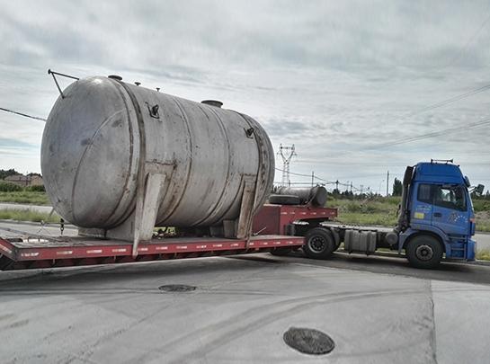陕西银河榆林发电厂压力容器制造项目