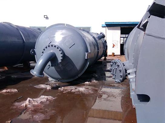 中盐兰太实业化工厂干燥器制造项目