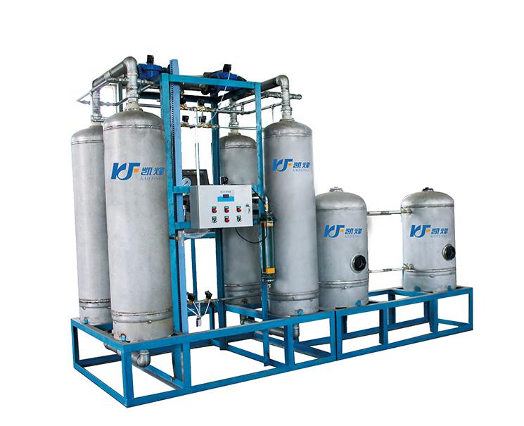 KQF系列全自动钠离子不锈钢交换器