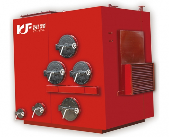 LHS全智动控制环保节能锅炉