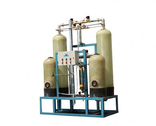 KQF系列全自动钠离子玻璃交换器